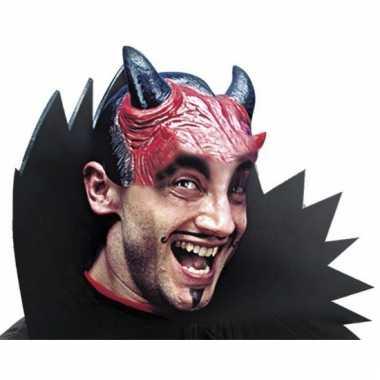 Duivel voorhoofd masker