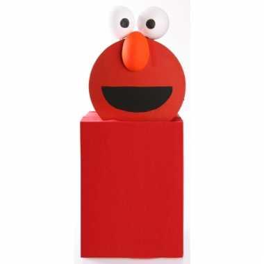 Elmo surprise startpakket