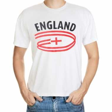 Engeland vlaggen t-shirts voor heren