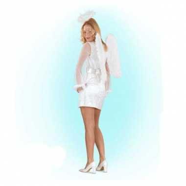 Engelen kostuum voor dames