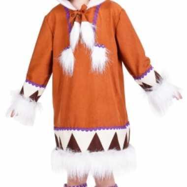 Eskimo kostuum voor meisjes
