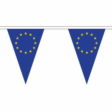Europa versiering vlaggenlijn 20 m