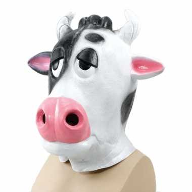 Feest masker koe