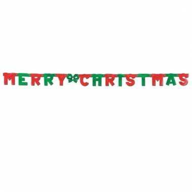 Feestslinger merry christmas