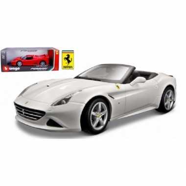 Ferrari california t schaalmodel 1:18