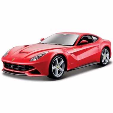 Ferrari f12 rood schaalmodel 1:24