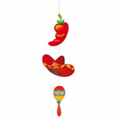 Fiesta mexicaanse hangslinger