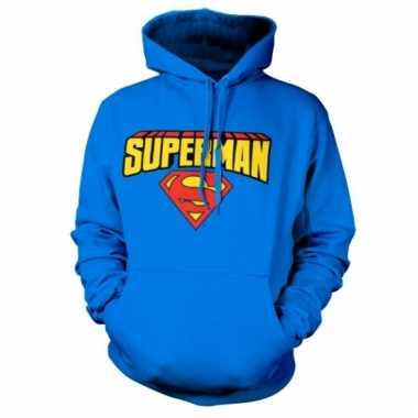Film sweater superman heren