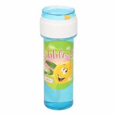 Flesje bellenblaas met citroen sop 1 stuk