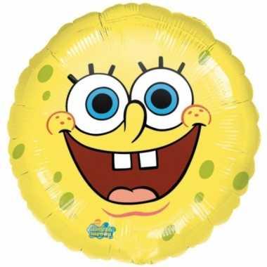 Folieballon spongebob helium 43cm