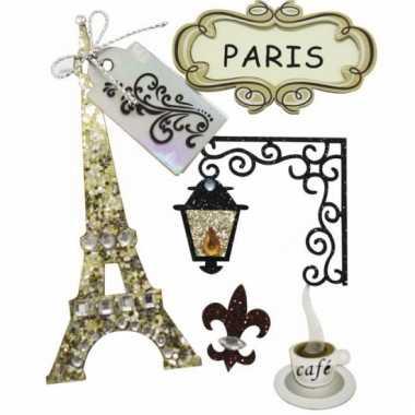 Fotoalbum stickers parijs