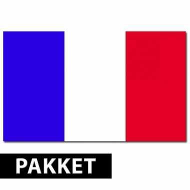 Frankrijk decoratie pakket