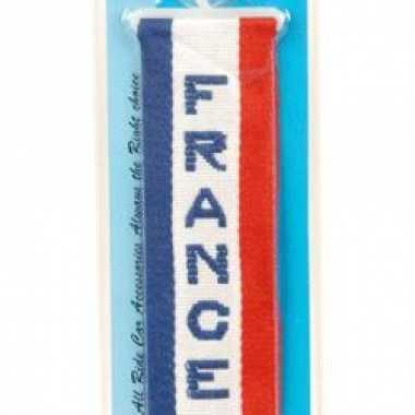 Frankrijk supporters sjaaltje 30 cm
