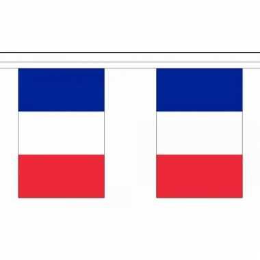 Frankrijk vlaggenlijn