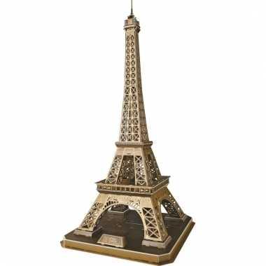 Franse eiffeltoren puzzel