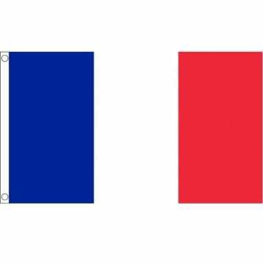 Franse mega vlag 150 x 240 cm
