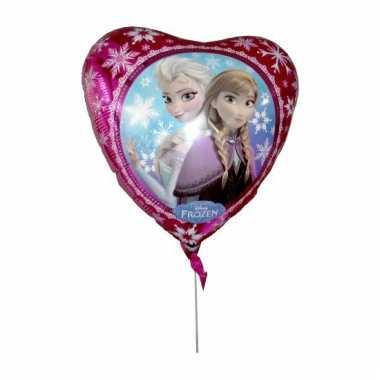 Frozen folie hart ballonnen 43 cm