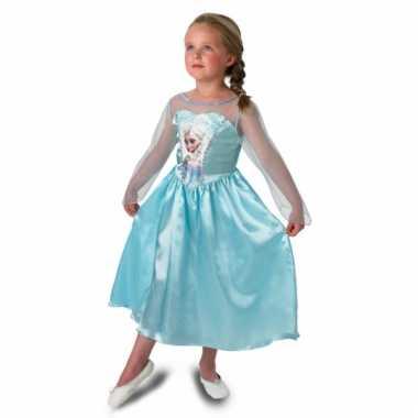 Frozen verkleed jurkje voor meiden