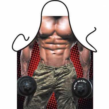 Funartikel schorten bodybuilder