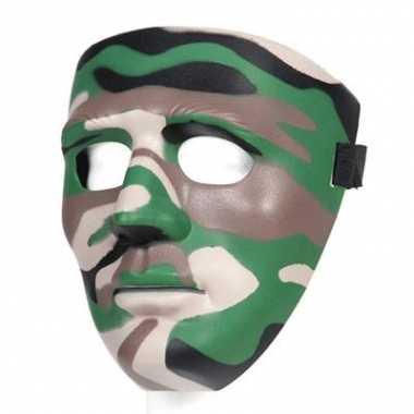 Gecamoufleerde maskers