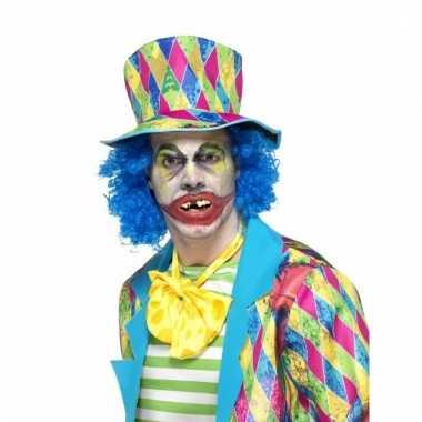 Gestoorde clown gebit