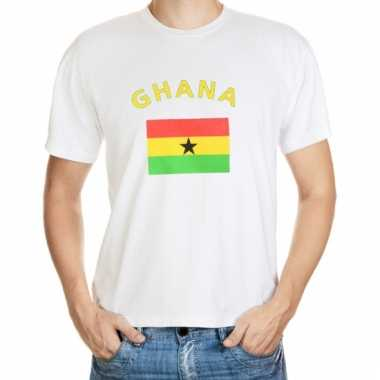 Ghanese vlag t- shirts