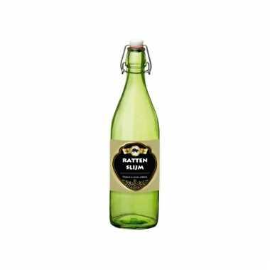 Giara fles voor ratten slijm