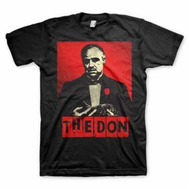 Godfather kleding the don heren t-shirt