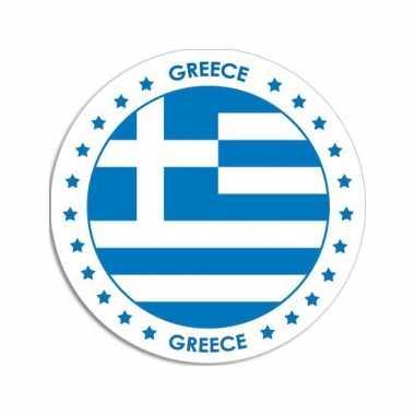 Griekenland stickers