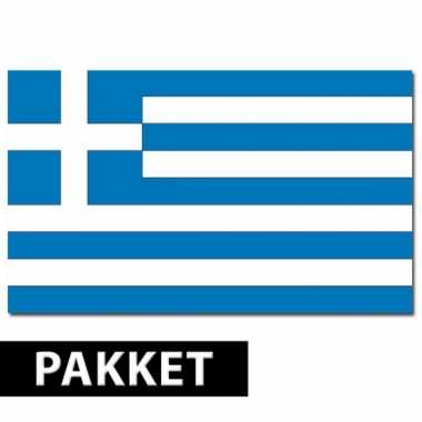 Grieks decoratie pakket