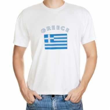Griekse vlaggen t-shirts