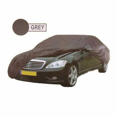 Grijze auto cover xl 534 x 178 x 120 cm