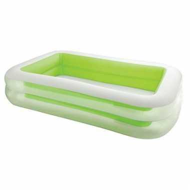 Groen familie zwembad 262 cm