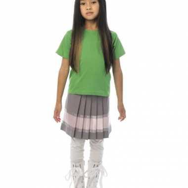 Groen t-shirt voor kinderen