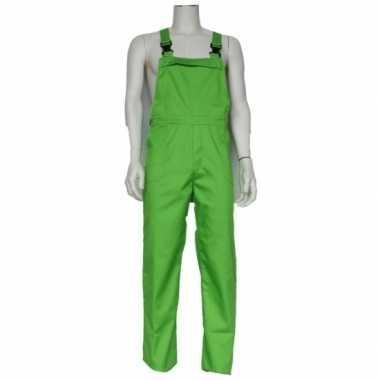 Groene tuinbroek voor kinderen