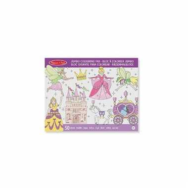 Groot kleurboek voor meisjes 10055754