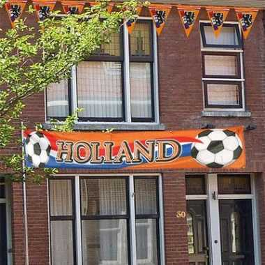 Grote banners holland 370 x 60 cm