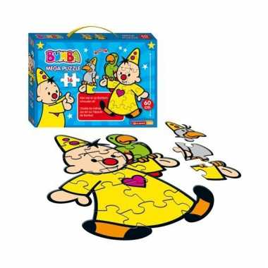 Grote bumba puzzels 60 cm
