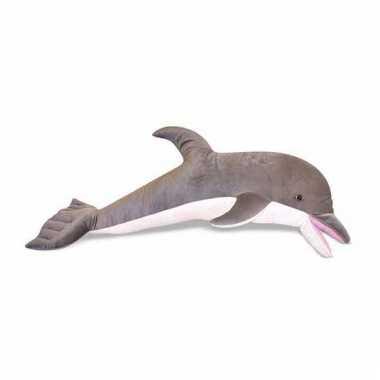 Grote dolfijn knuffeldier 1 meter