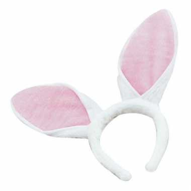 Haarband met bunny oren