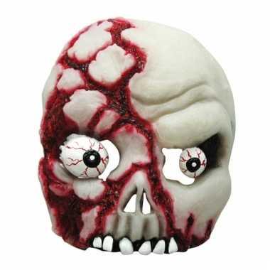Half bloed doorlopen schedel masker