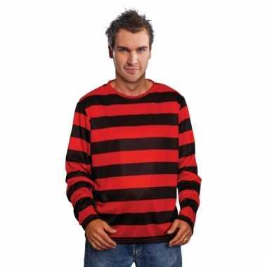 Halloween kleding freddy krueger