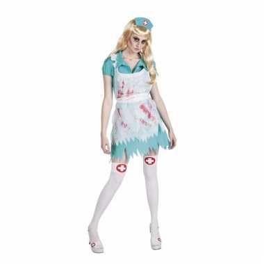 Halloween verkleedset verpleegster