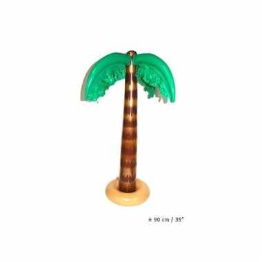 Hawaii deco opblaas palmboom