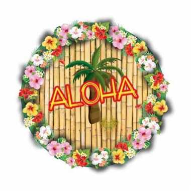 Hawaii vlag print bierviltjes