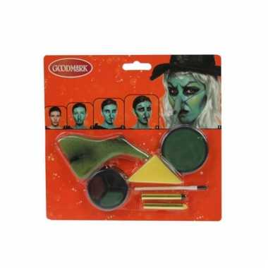 Heks halloween schmink kit