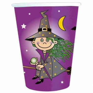 Heksen feest bekertjes