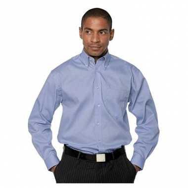 Heren overhemd lange mouw
