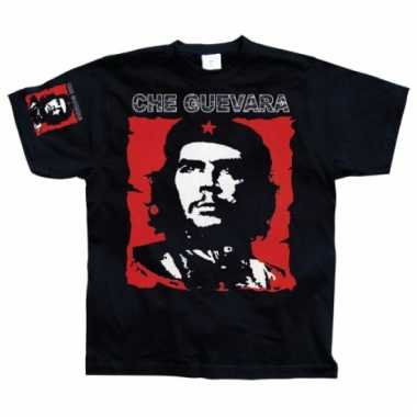 Heren t-shirt che guevara