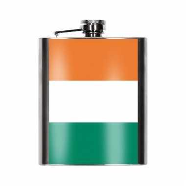 heupflessen ierse vlag 200 ml | afgeprijsd